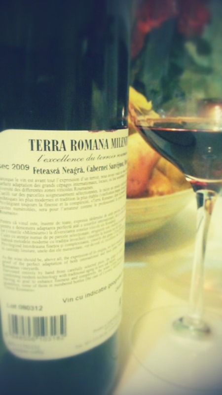 Terra Romana Millenium rosu 2009
