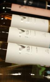 vinuri Liliac la degustare