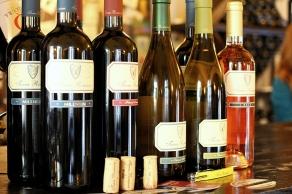aliniere de vinuri SERVE
