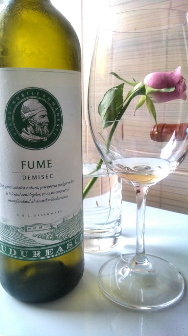 Budureasca Fume demisec