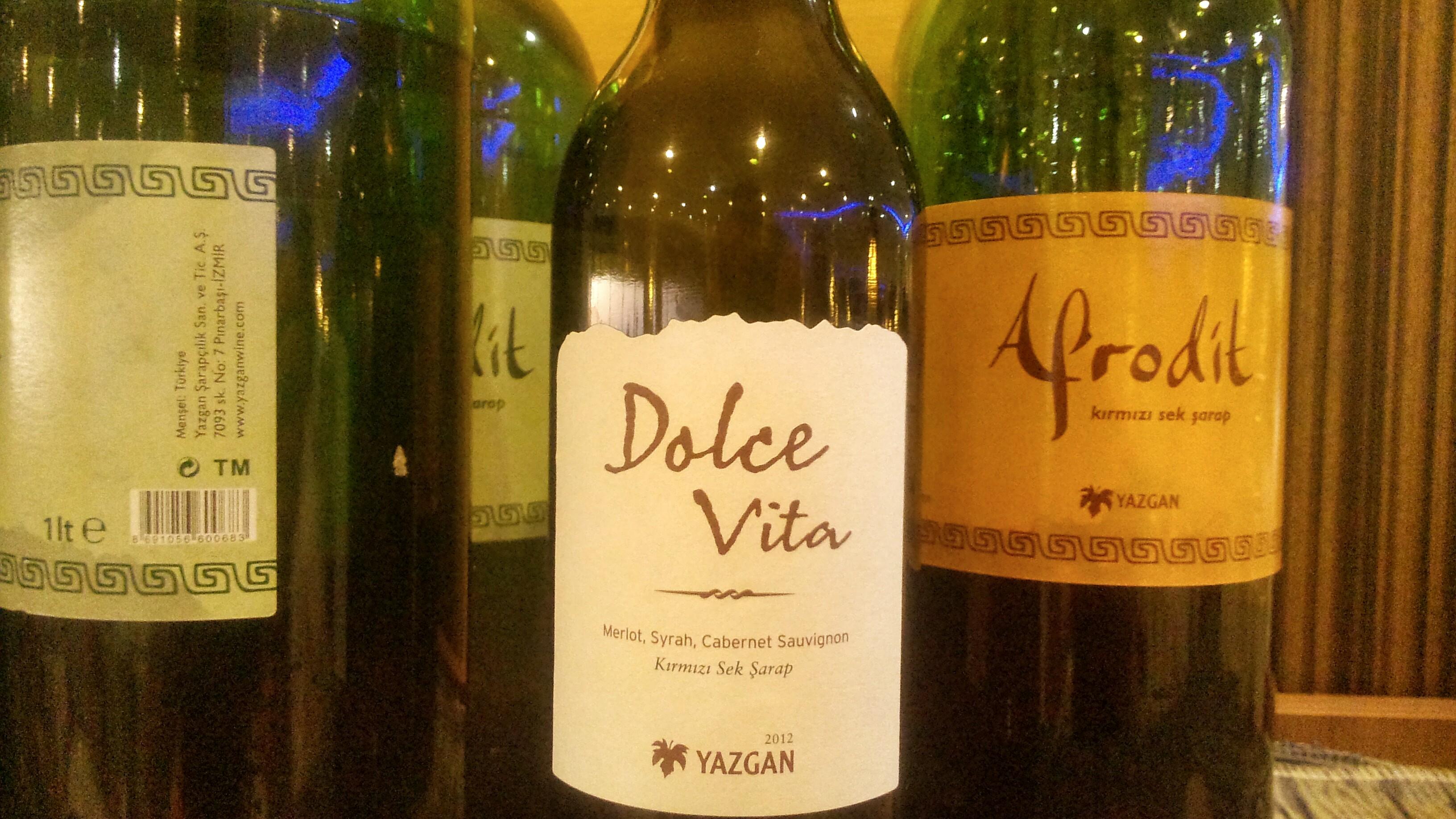 finest selection 99bca 0c291 Dolce-i Vita, alaturi de Afrodita… | Vinul din Cluj