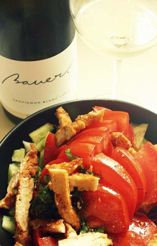 Sauvignon Blanc 2013 Crama Bauer
