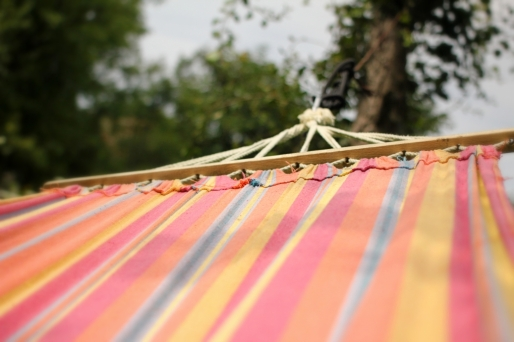 relaxare in hamac