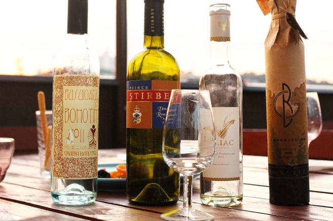 vinuri de desert romanesti