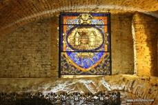 vitralii la castel