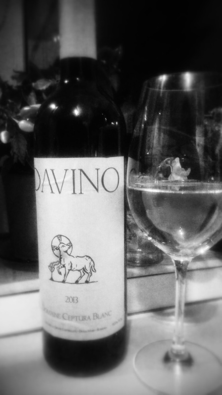 Davino Domaine Ceptura Blanc 2013