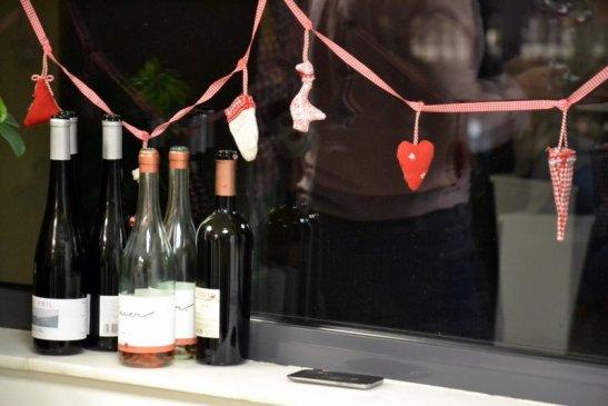 vinuri in asteptarea Mosului