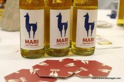 Mari, the lama drink