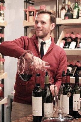 treaba cu vinurile