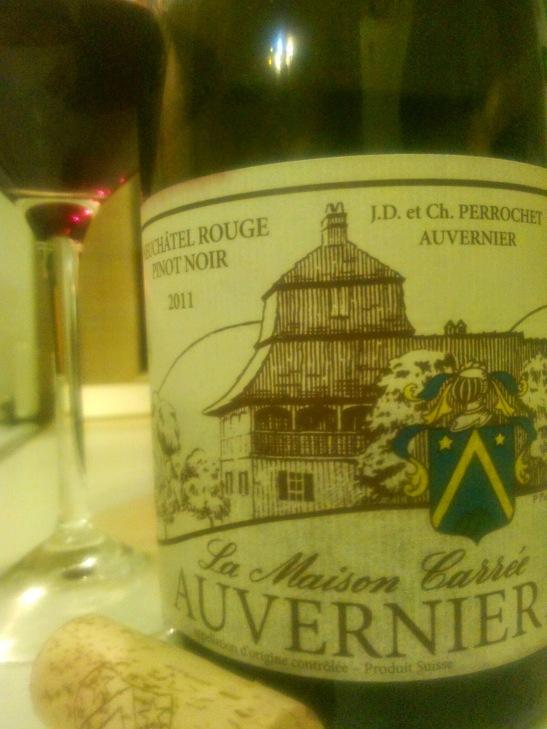 Auvernier Pinot Noir