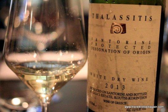 Thalassitis 2013 Assyrtiko