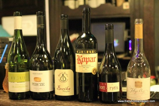 aliniere de vinuri unguresti