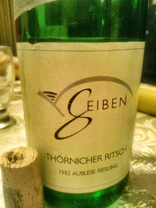 Auslese Thornicher Ritsch