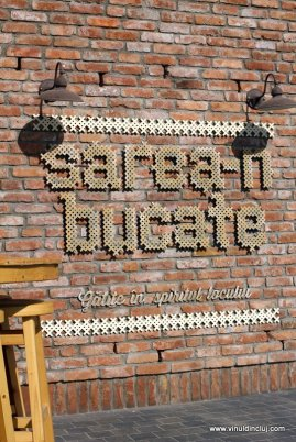 restaurant langa salina Turda