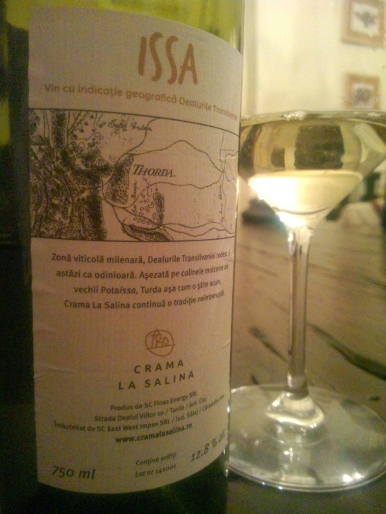 Sauvignon Blanc 2013 Issa