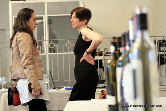 Caroline Gilby & Ioana Micu