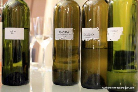 vinuri noi Davino