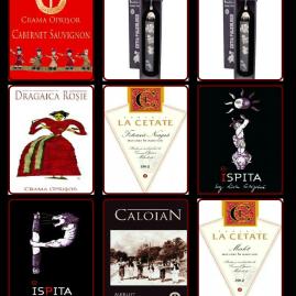 ecran Winebook lista vinuri
