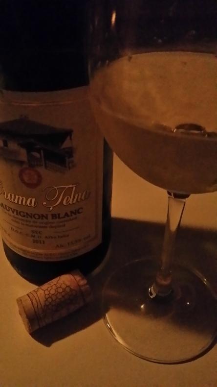 Telna Sauvignon Blanc 2011
