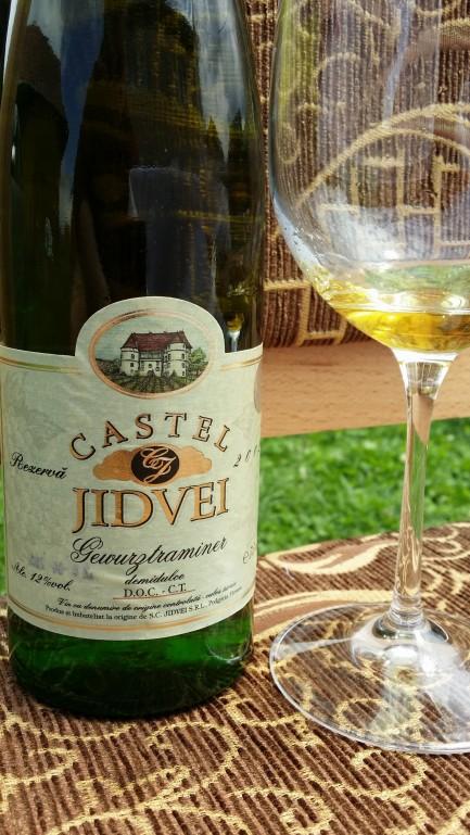 Castel Jidvei Gewurztraminer 2002