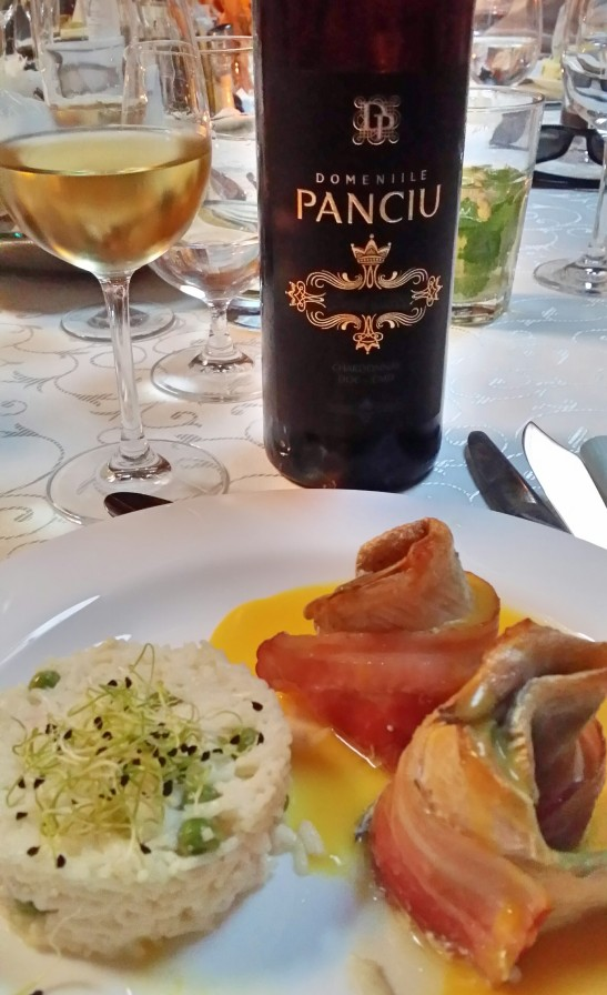 Chardonnay Casa Panciu la nunta