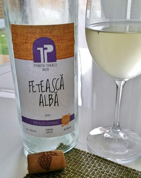 Crama Takacs Feteasca Alba