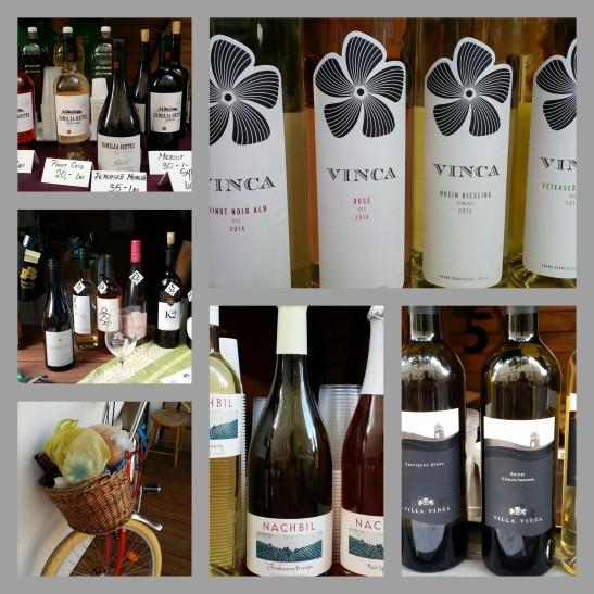 Zilele Maghiare Cluj - vinuri