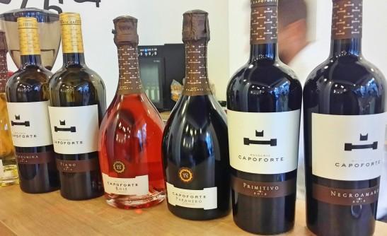 vinuri italiene la Wine o'clock