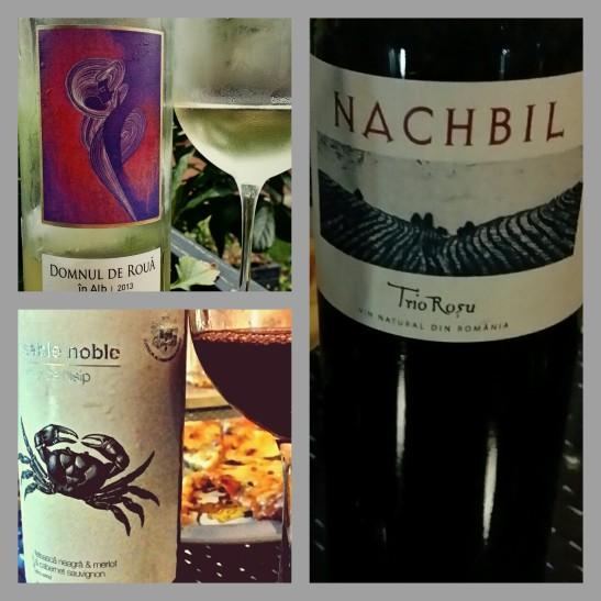 trei vinuri