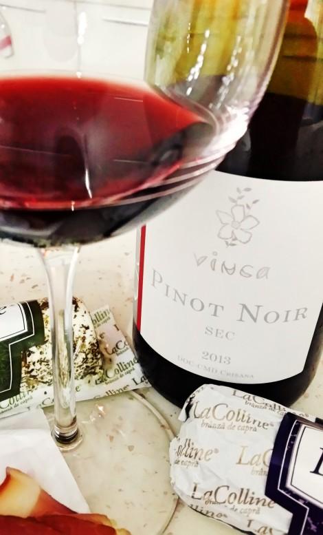Pinot Noir Vinca Carastelec