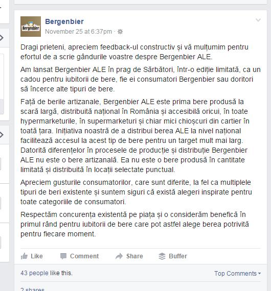 Bergenbier fail