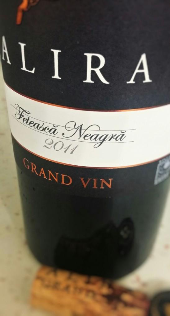 Grand Vin 2011 Alira