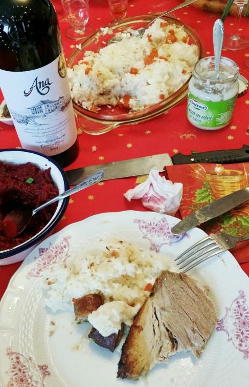 friptura de curcan si Sauvignon Blanc