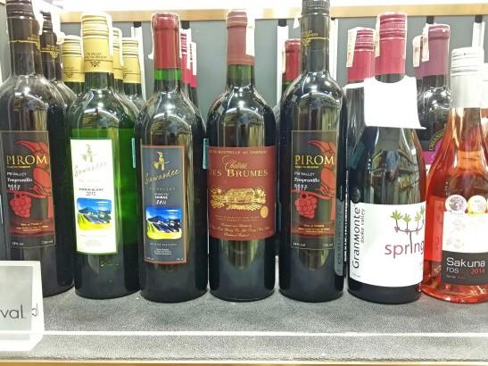 vinuri din Thailanda