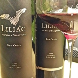 vin rosu Liliac