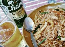 bere si mancare thailandeza