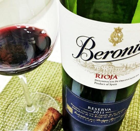 Beronia 2011 Reserva