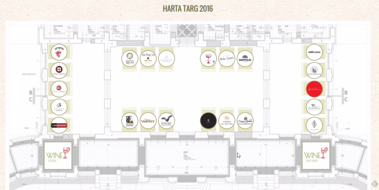harta WineUp 2016