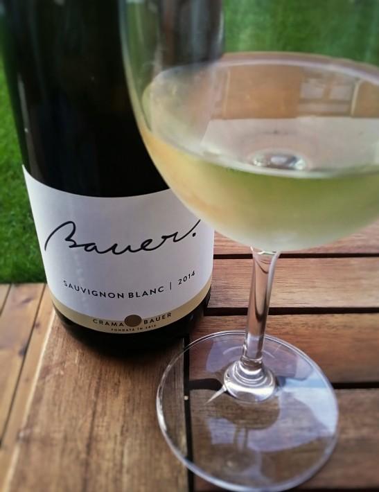 Sauvignon Blanc 2014 Crama Bauer