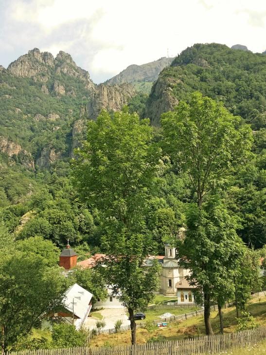 manastirea Stanisoara - Cozia Mountain Run