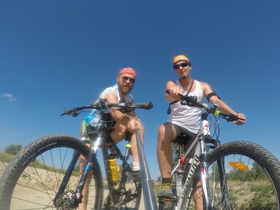 ciclism pe dealurile CLujului