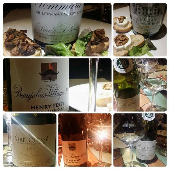 vinuri Burgundia de la Louis Latour