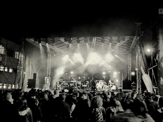 Rock la Cluj