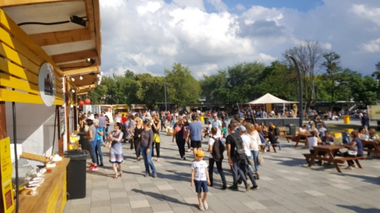 Street Food Festivaal Cluj